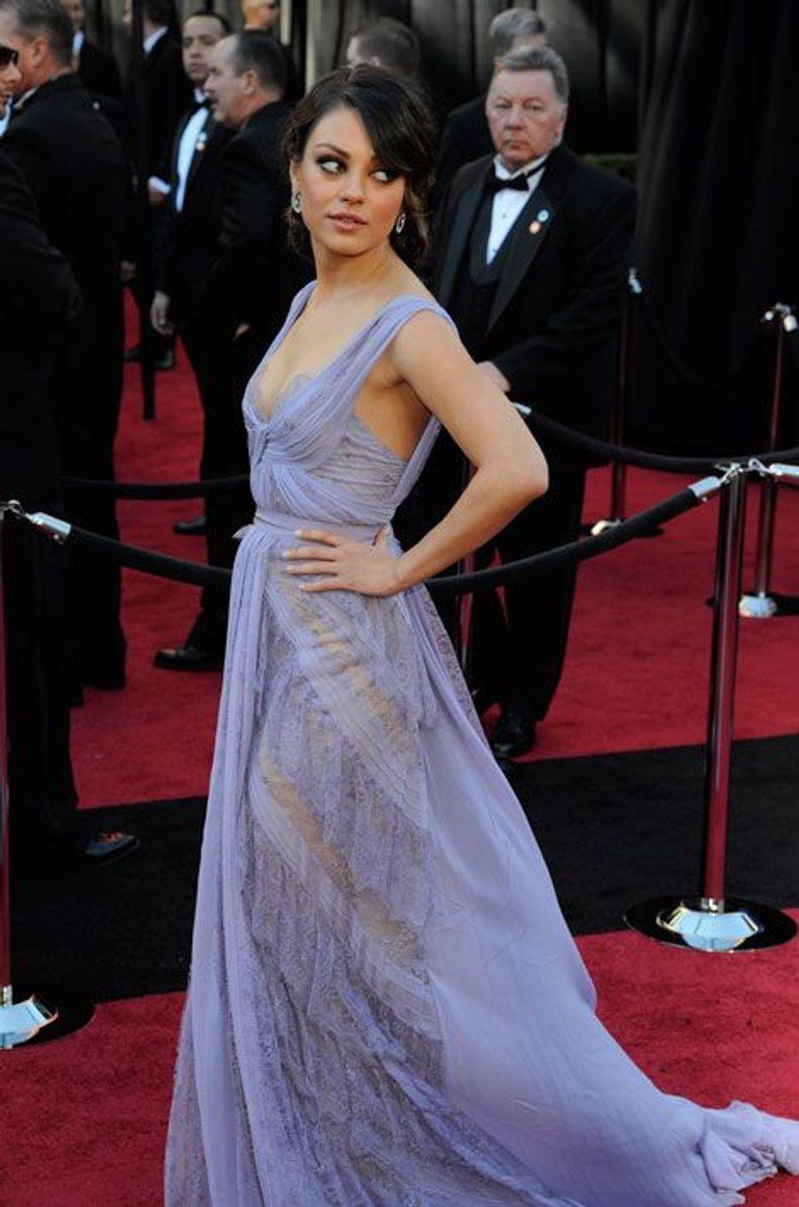 Cérémonie des Oscars, 2011
