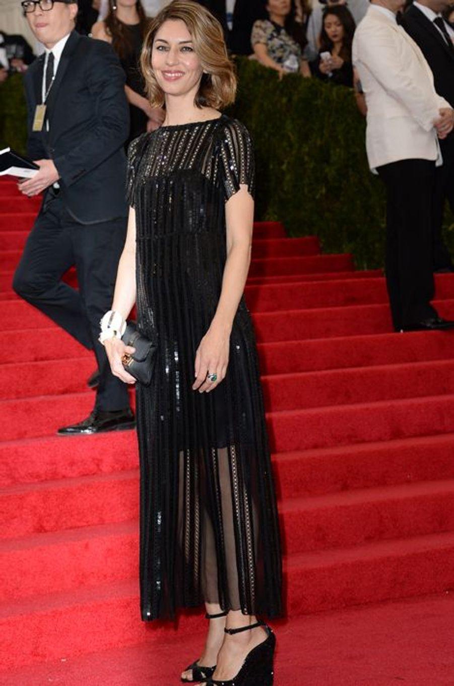 En Marc Jacobs au gala du Met, mai 2014