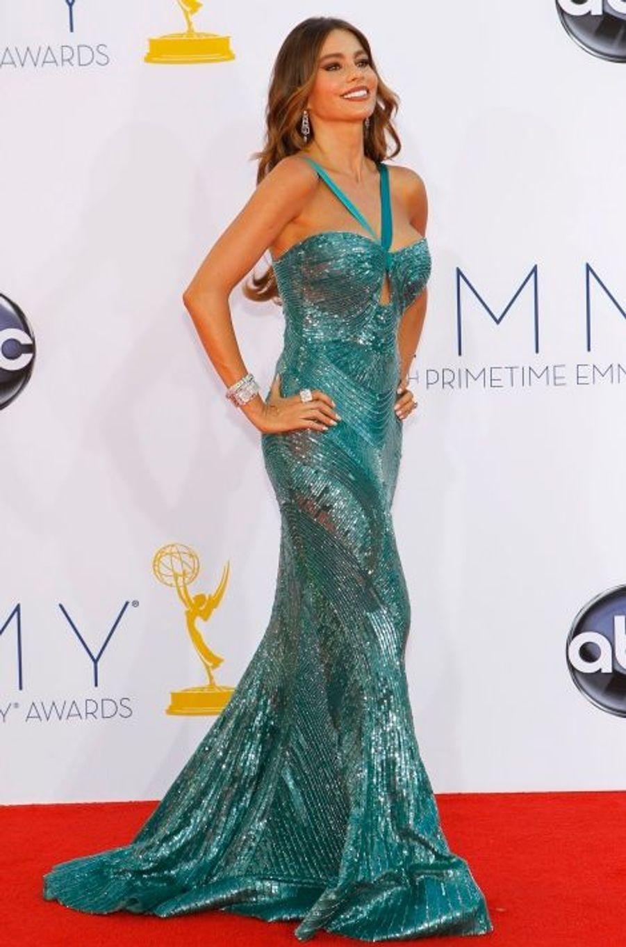 Aux Emmy Awards 2012