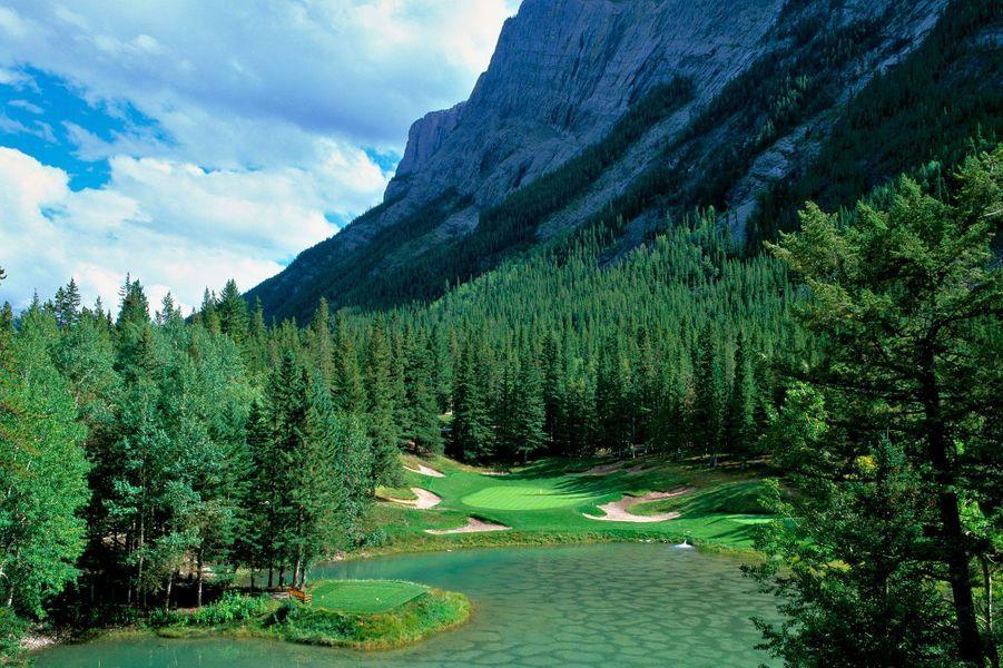 Banff Springs Golf Club, Alberta (Canada)