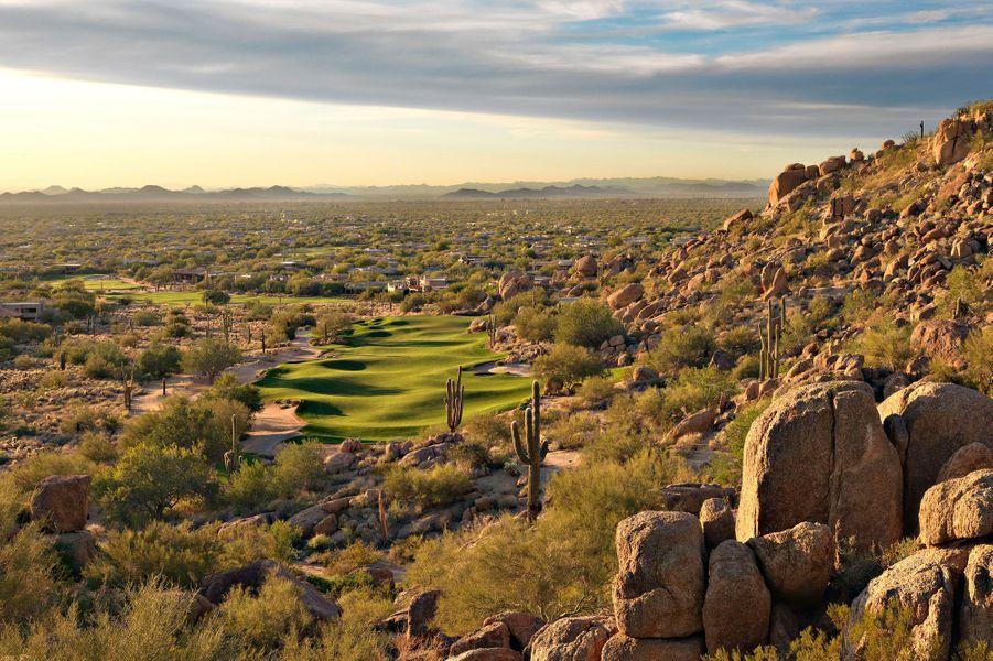 Desert Highlands, Arizona (USA)