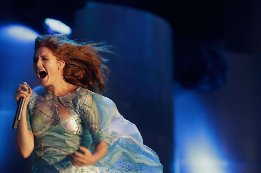 17- Florence Welch 11 millions d'euros