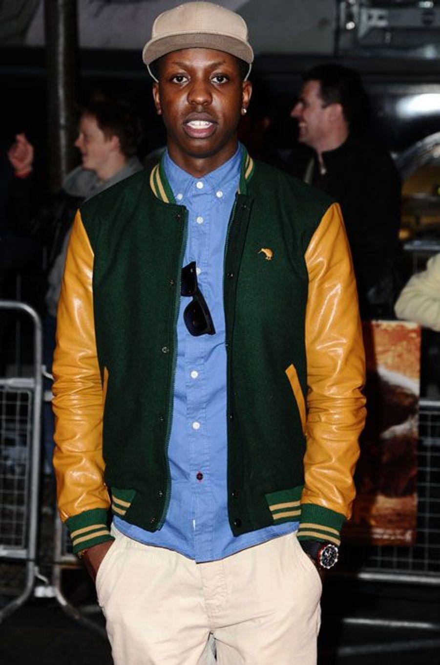24- Jamal Edwards 9 millions d'euros