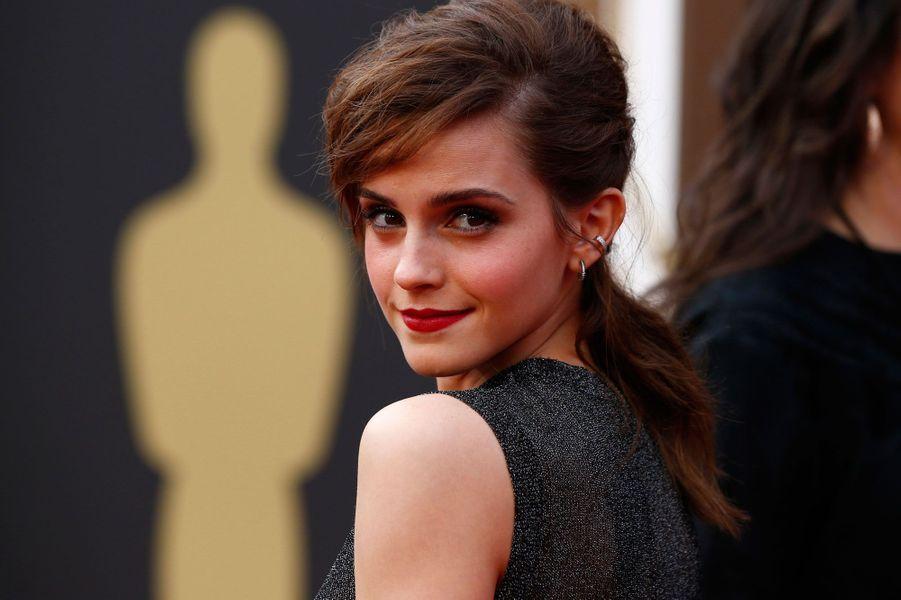 6- Emma Watson 40 millions d'euros