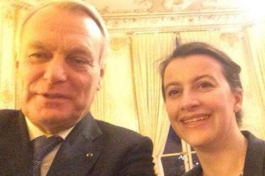Jean-Marc Ayrault et Cécile Duflot, le 20 février.