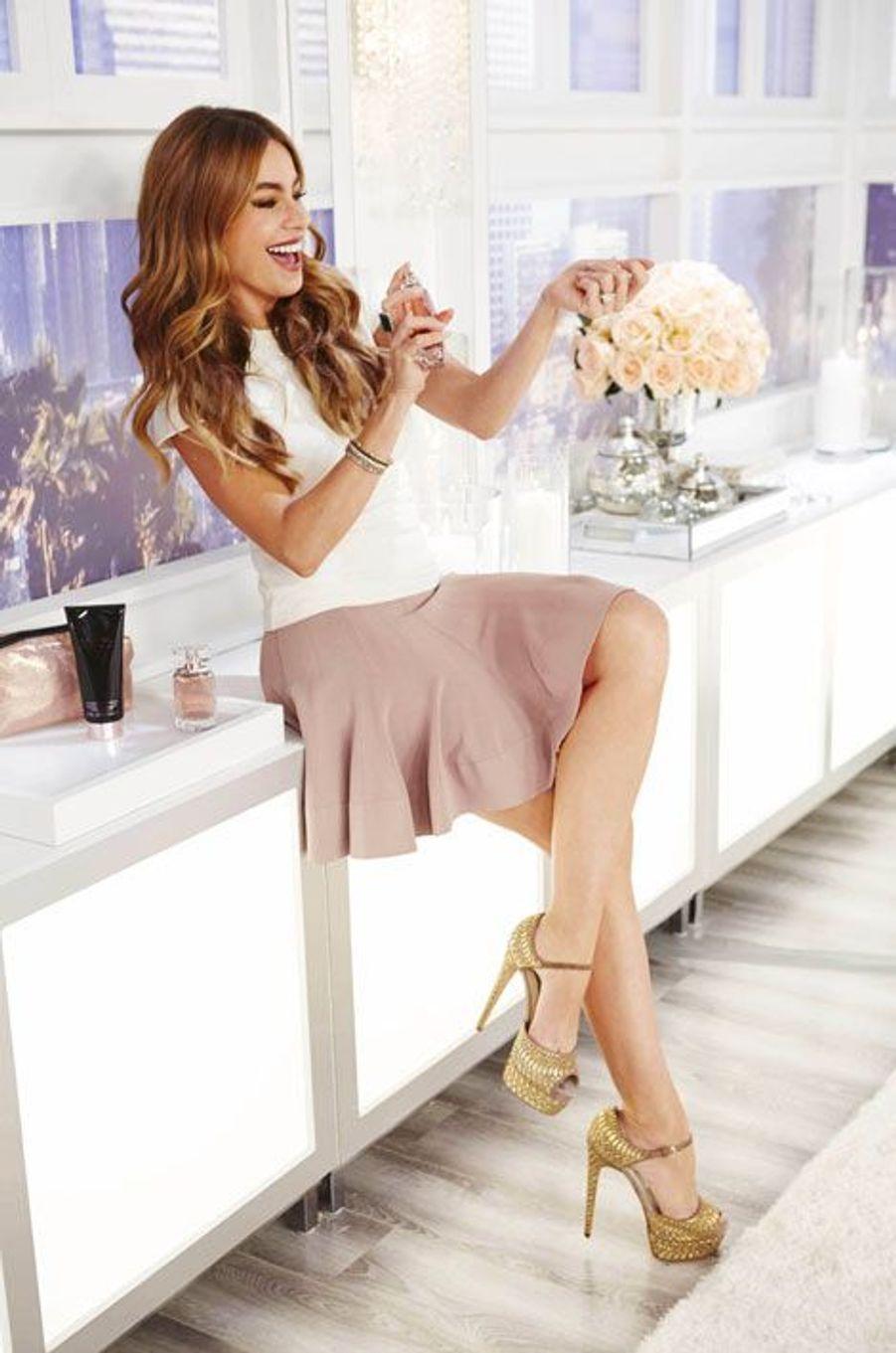 La star de Modern Family a lancé, en avril dernier, Sofia by Sofia Vergara en collaboration avec le géant de la parfumerie Parlux, et l'entreprise experte en packaging Maesa.