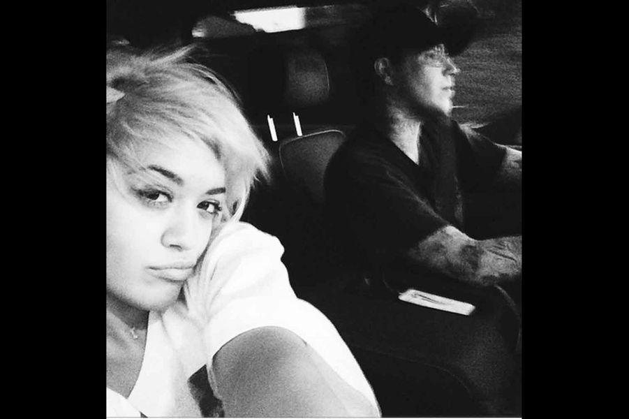 Ricky Hilfiger et Rita Ora