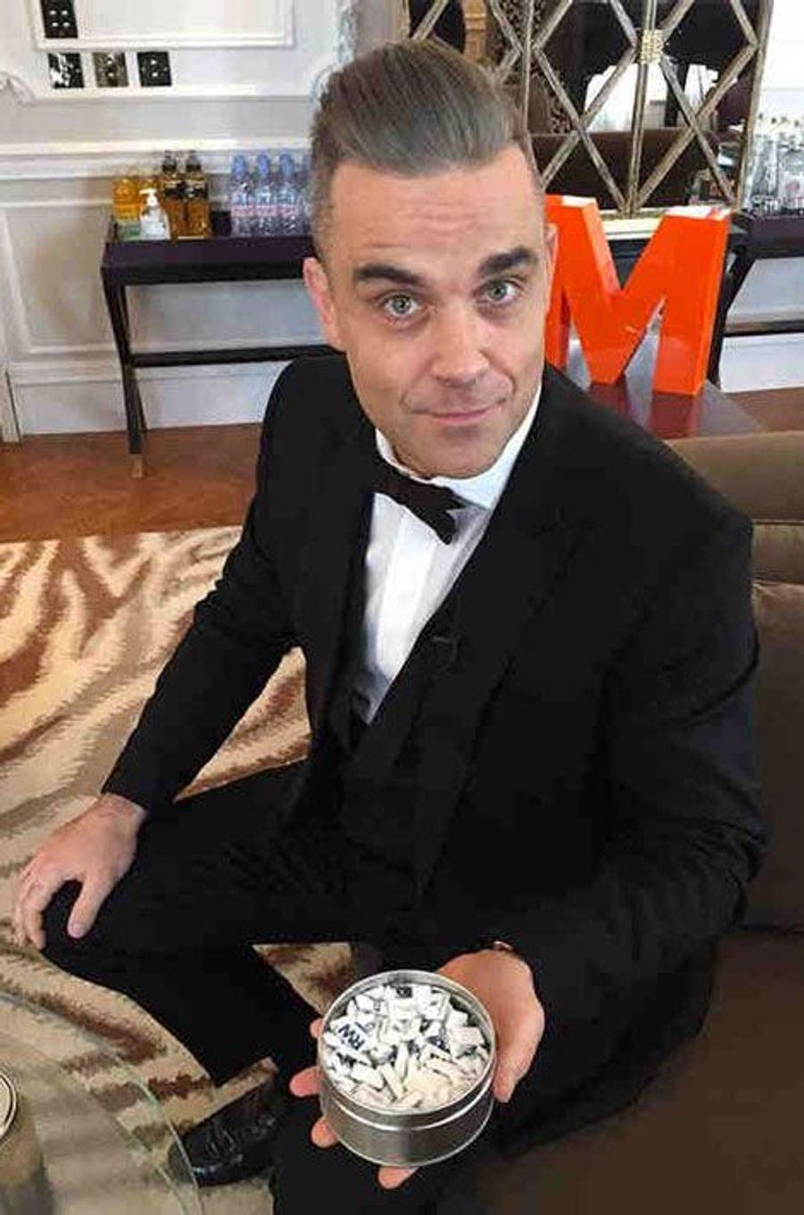 Robbie Williams reste toujours classe
