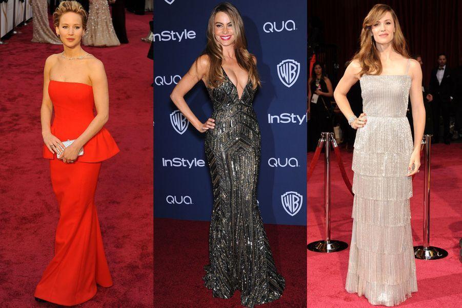 L'ex-styliste phare d'Hollywood a perdu quelques unes de ses clientes stars ces dernières années, mais compte toujours des célébrités dans son escarcelle comme Jennifer Lawrence, Sofia Vergara (actrice la mieux payée de la télé US) ou Jennifer Garner.
