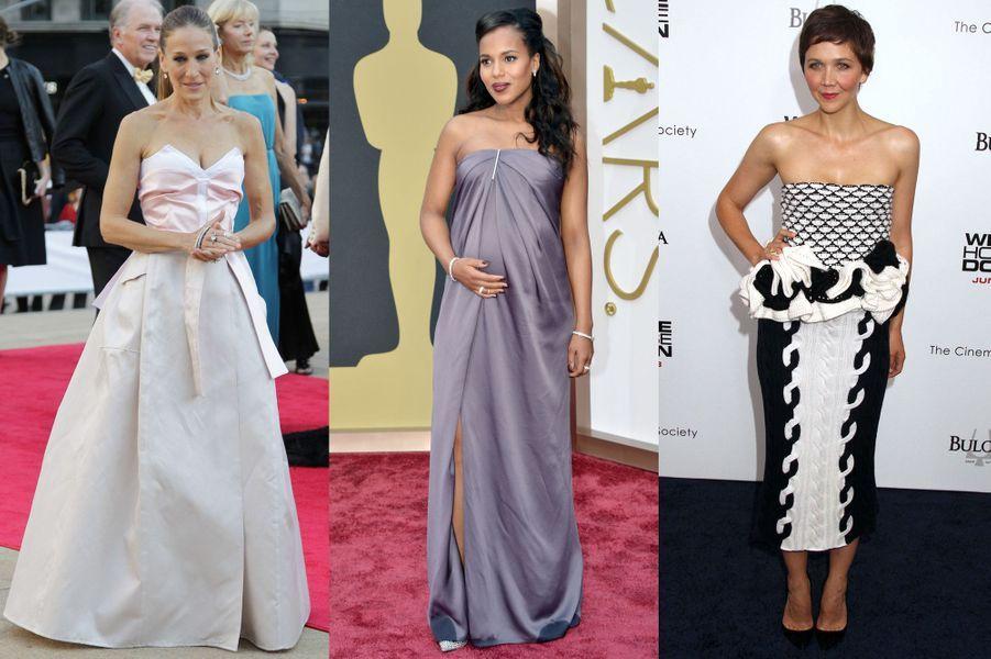 Elle habille les actrices KerryWashington,Sarah Jessica Parker et Maggie Gyllenhaal.