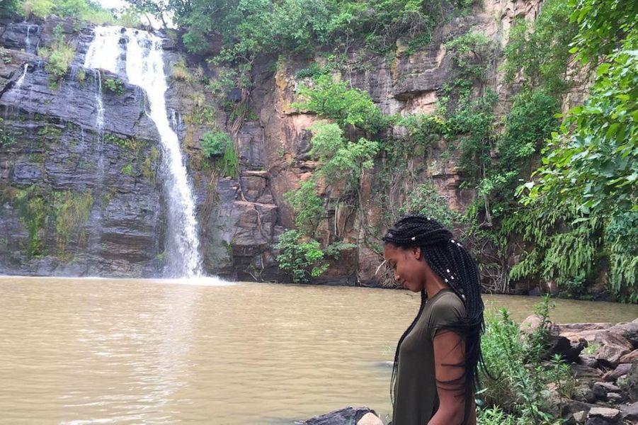 Flora Coquerel au Benin
