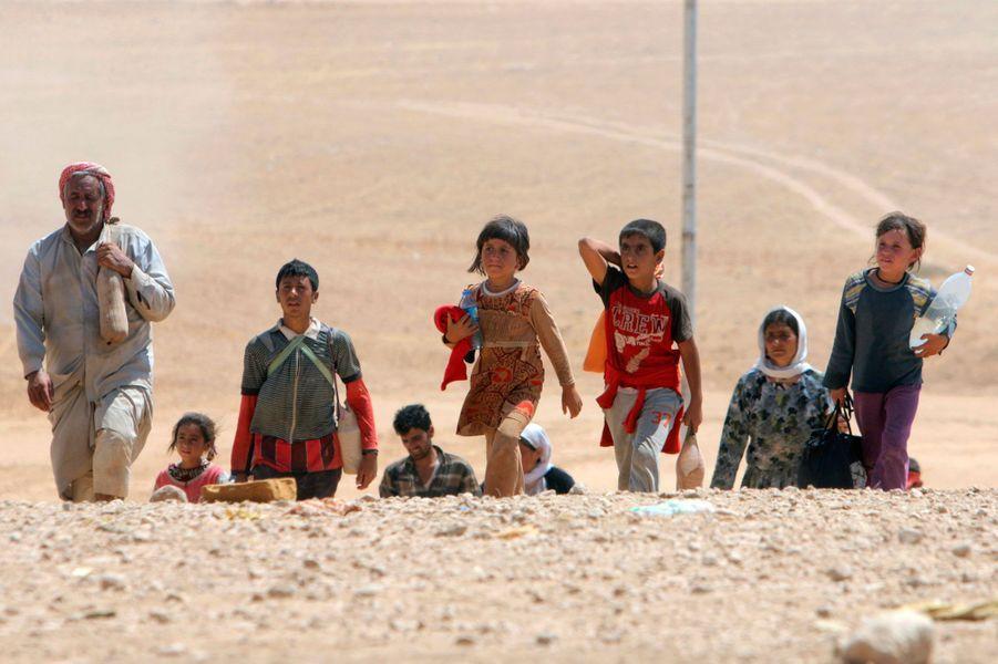 Les Yézidis, les persécutés d'Irak