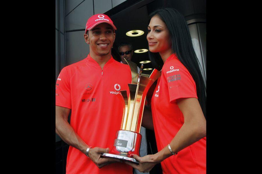 En mai 2010, au Grand prix de Turquie