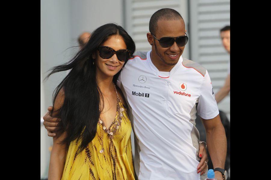 En mars 2012 au Grand prix de Malaisie