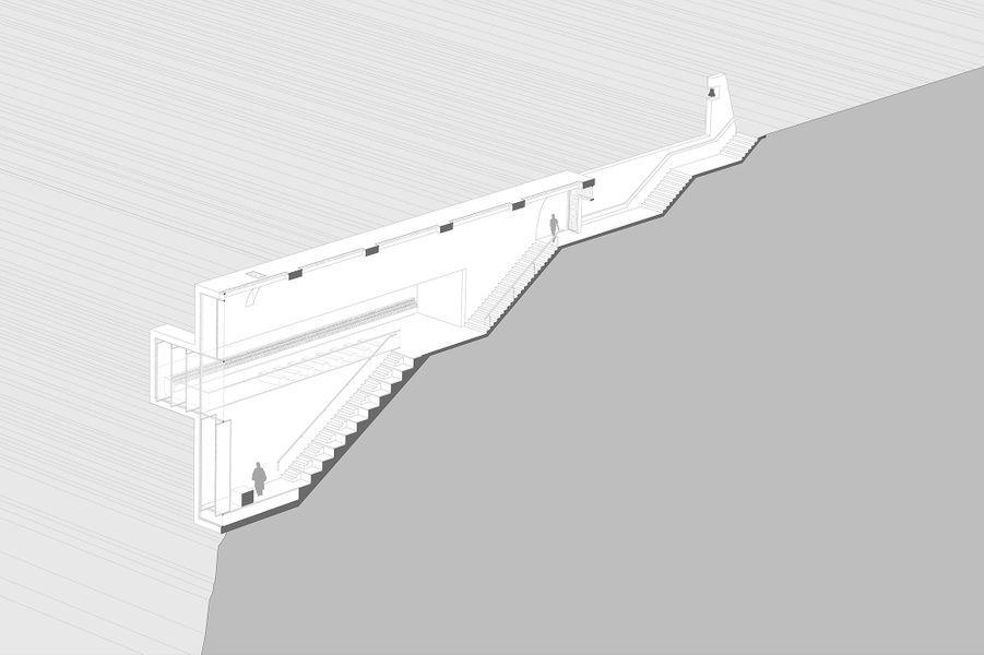 """""""Lux Aeterna"""", la chapelle verticale d'un nouveau genre"""