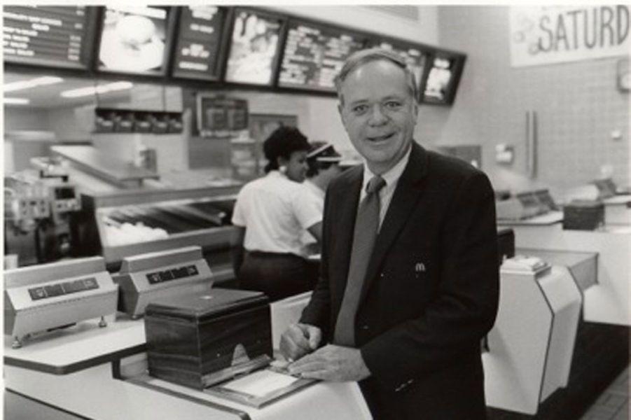 Fred Turner.