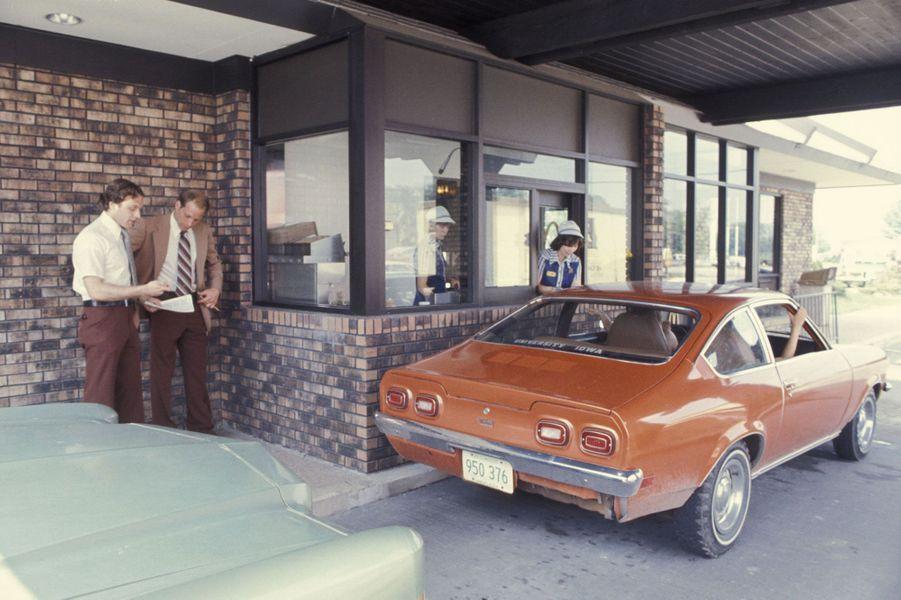 """Le premier service """"Drive"""" à Sierra Vista."""