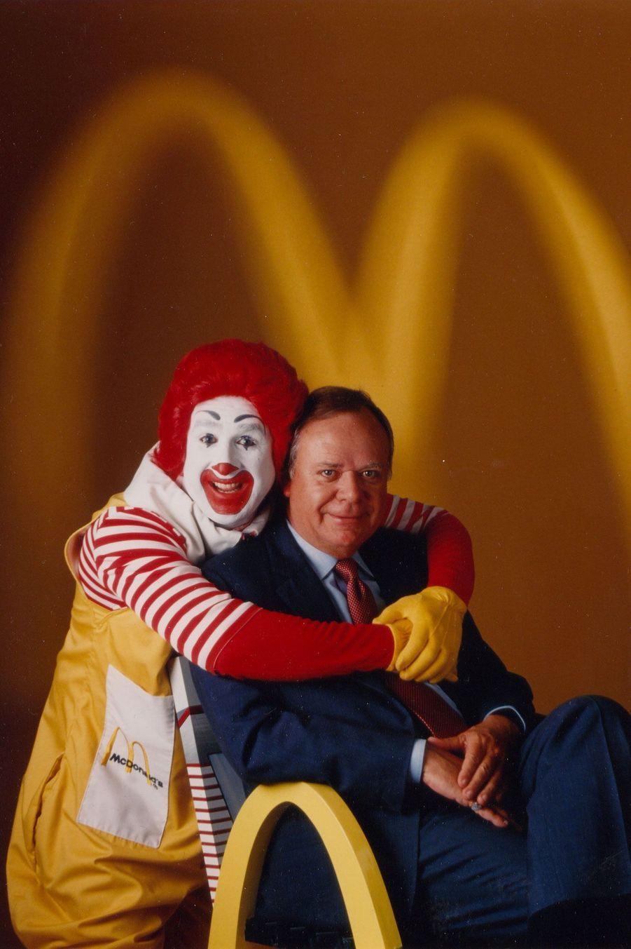 MacDonald's ouvrait son premier restaurant
