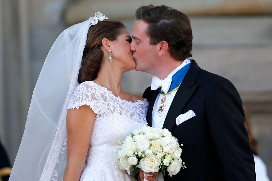 Son mariage avec Christopher O'Neill en 2013