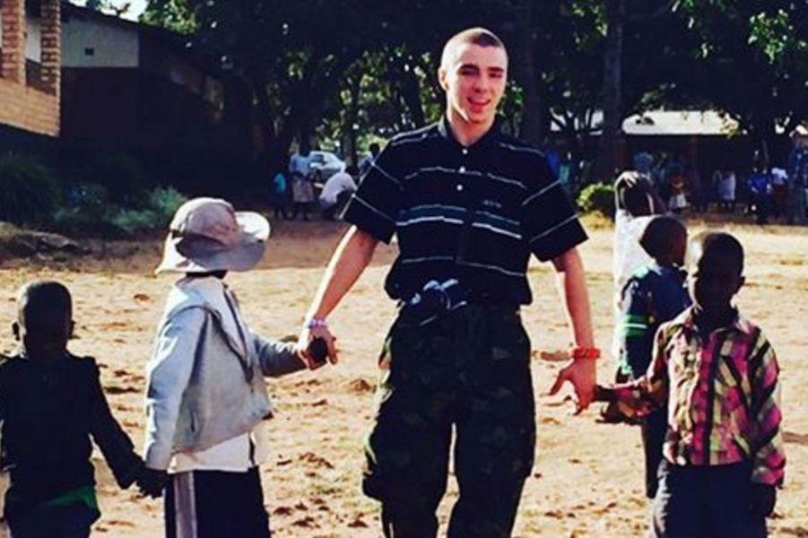 Rocco au Malawi