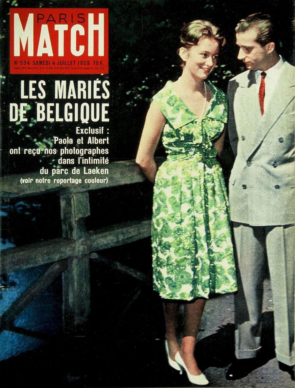 Paris Match n°534, samedi 4 juillet 1959