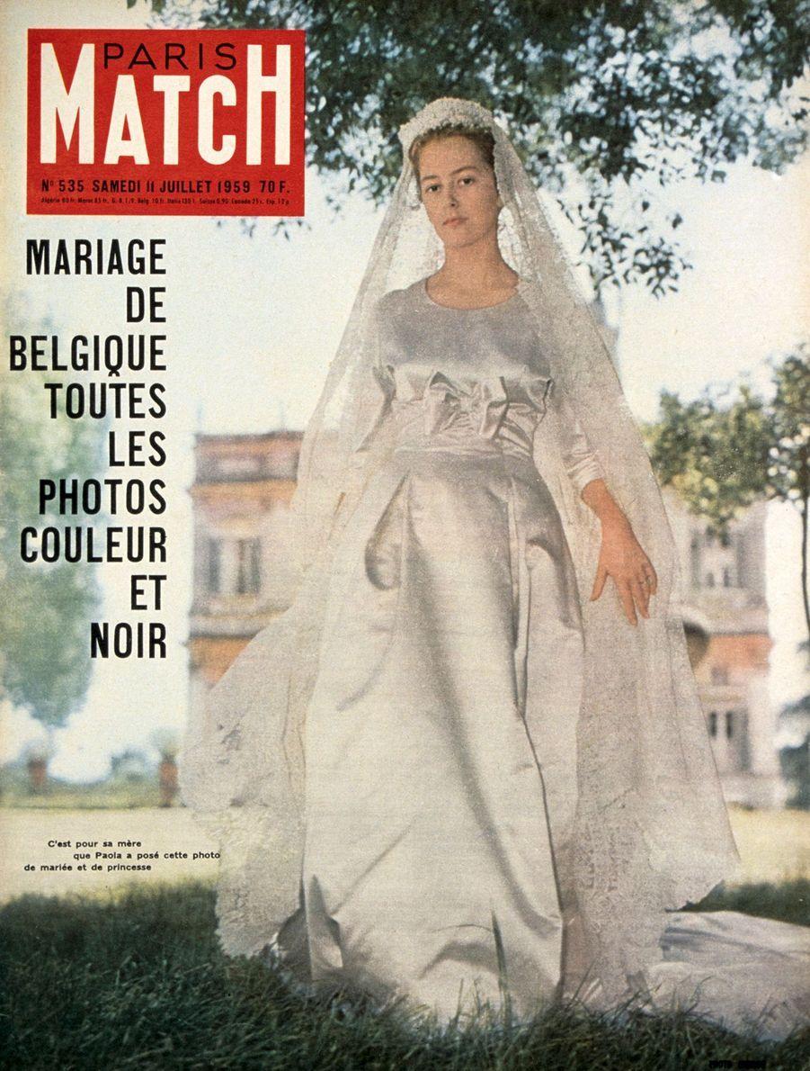 Paris Match n°535, samedi 11 juillet 1959