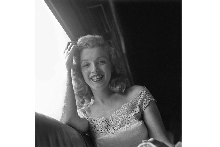 Marilyn Monroe en juin 1949