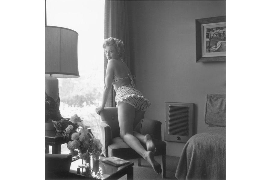 Marilyn Monroe, vers 1955