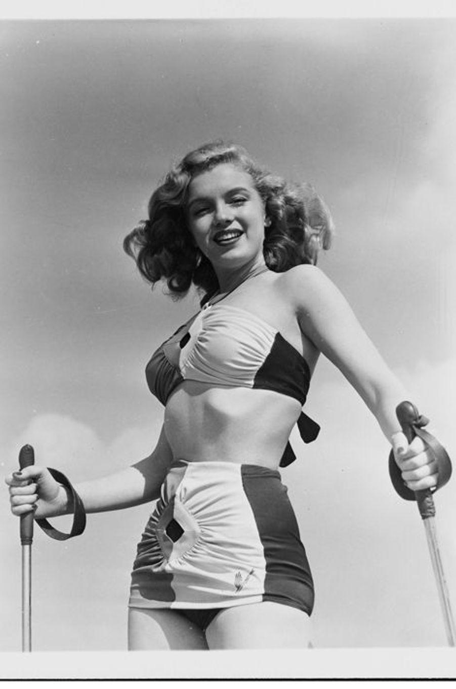Norma Jean Baker en 1943
