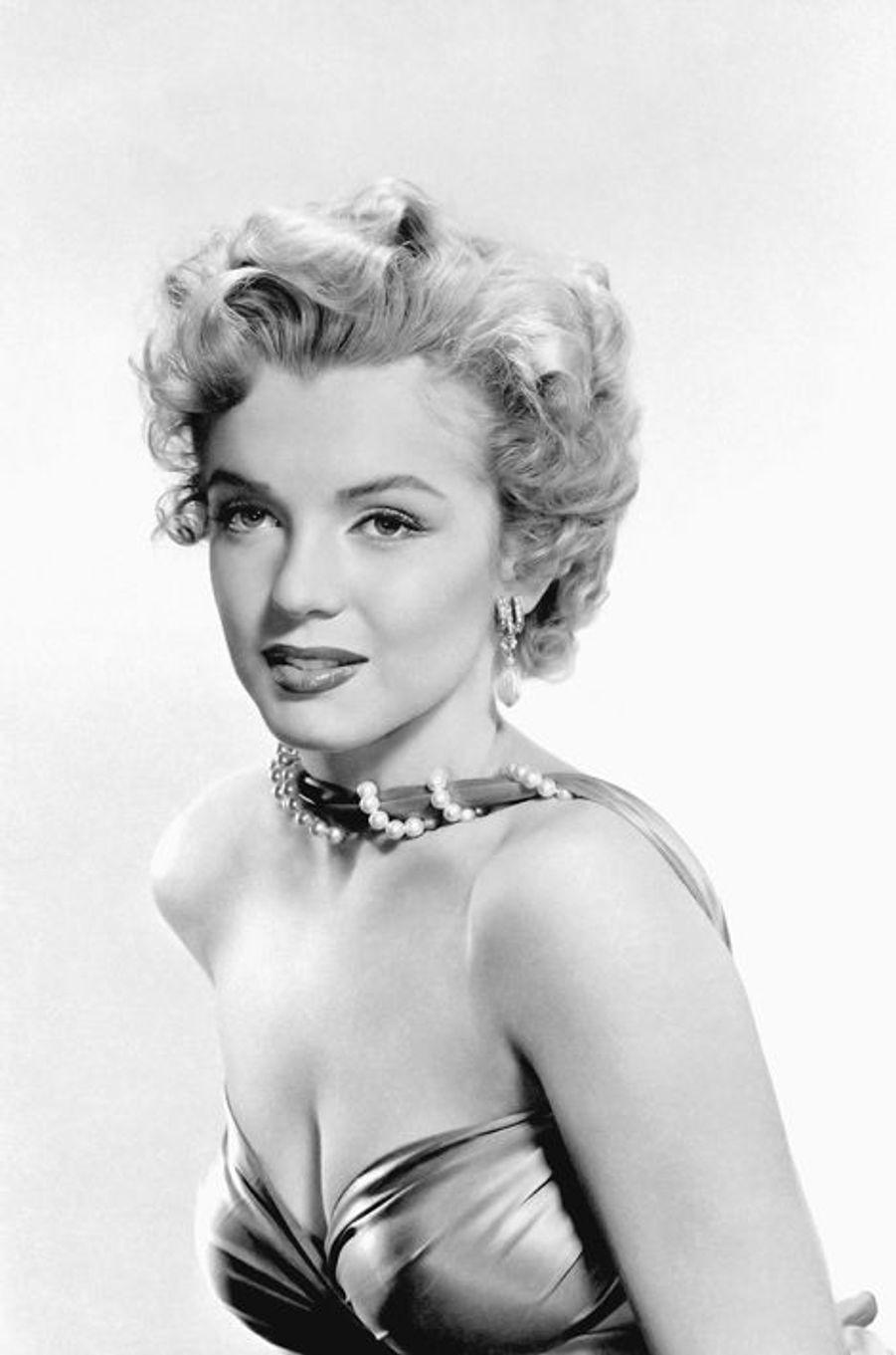 Sublime Marylin en 1953