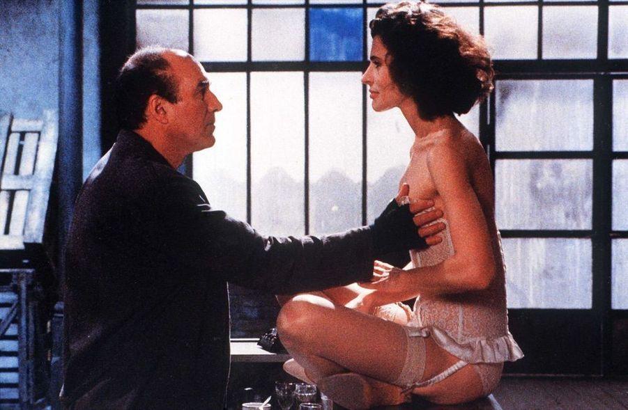 Michel Piccoli dans «Le Paltoquet» de Michel Deville en 1986