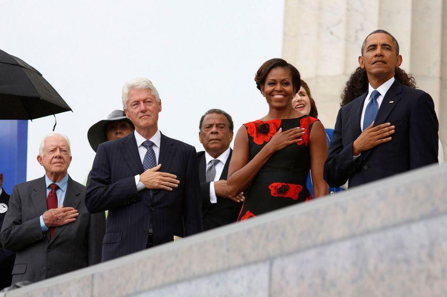 28 août 2013 : les 50 ans du discours de Martin Luther King