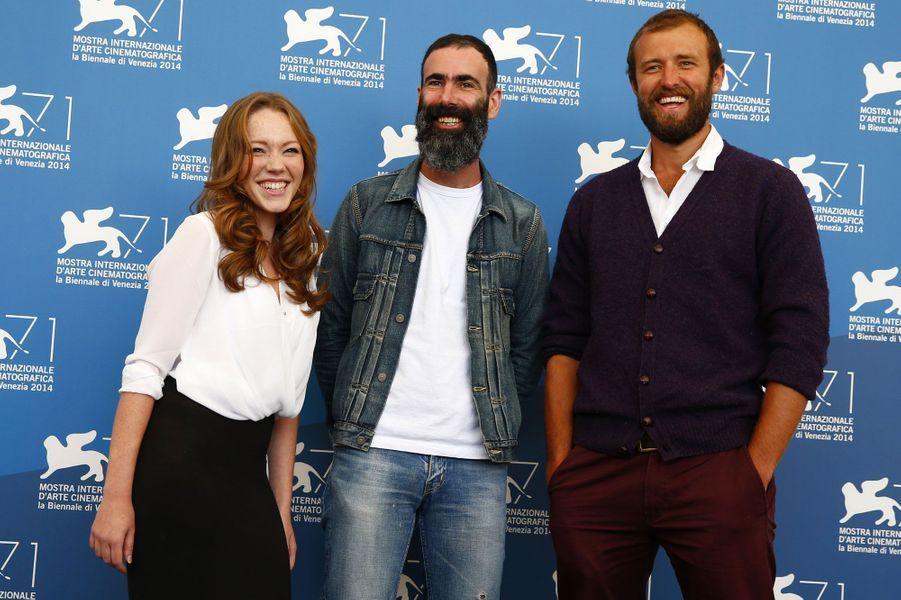 Charlotte Spencer, Duane Hopkins et Benjamin Dilloway