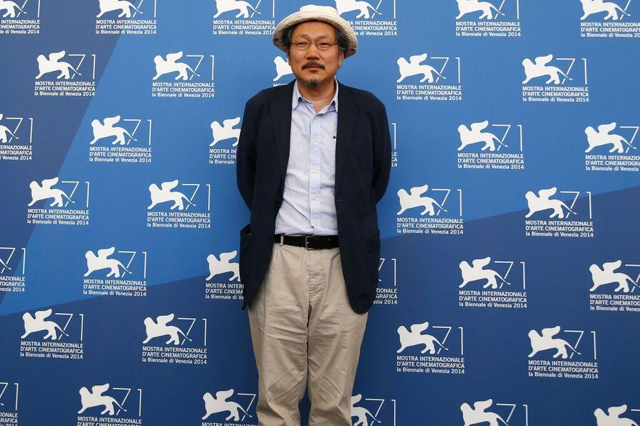 """Hong Sang-soo (""""Hill of freedom"""")"""