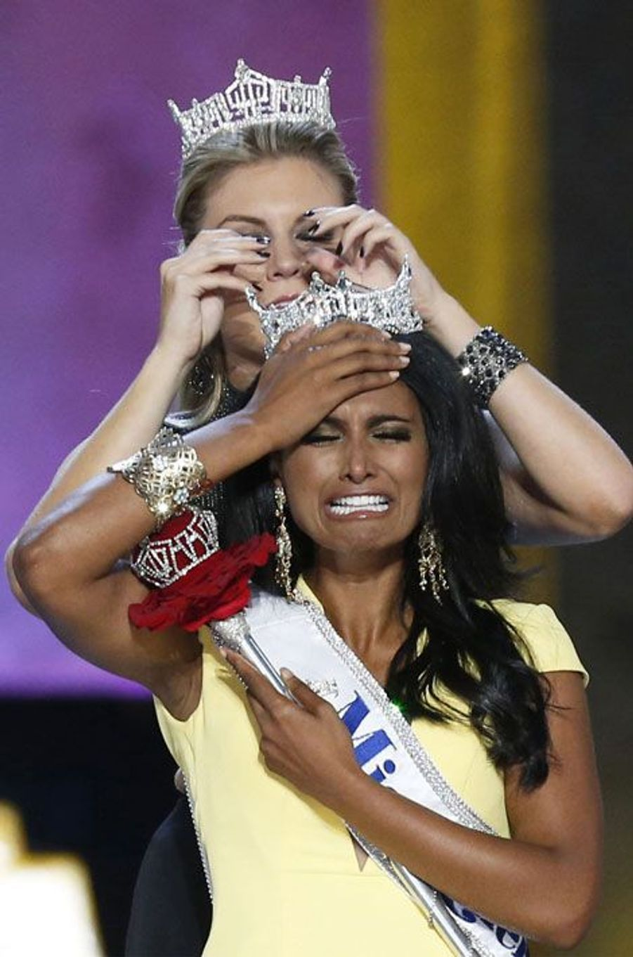 Miss America 2014, battante et rayonnante