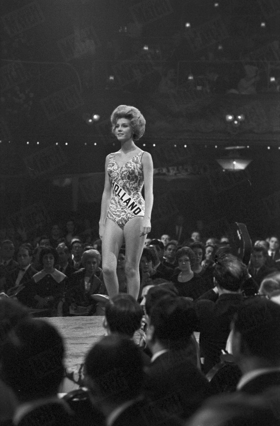 Corine Rottschäfer, Miss Hollande