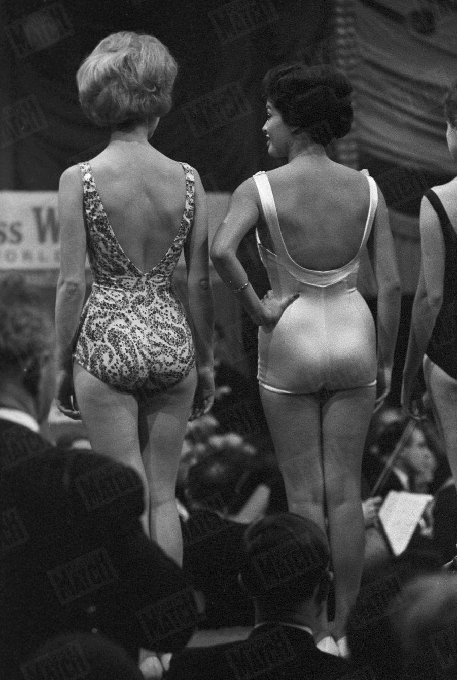 Le concours Miss Monde 1959