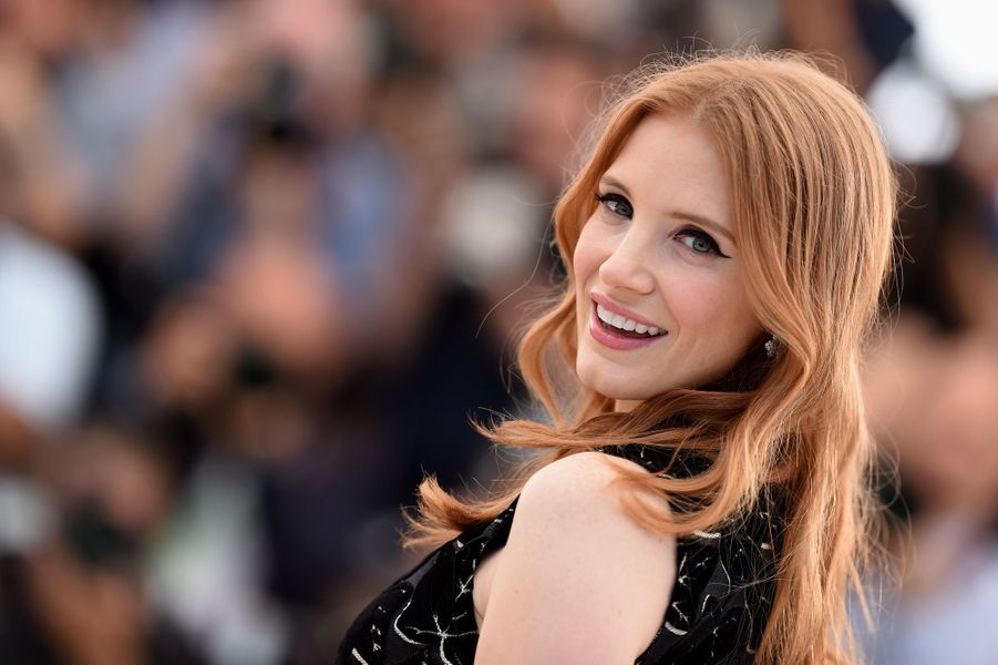 "Jessica Chastain (""The Disappearance Of Eleanor Rigby"")"