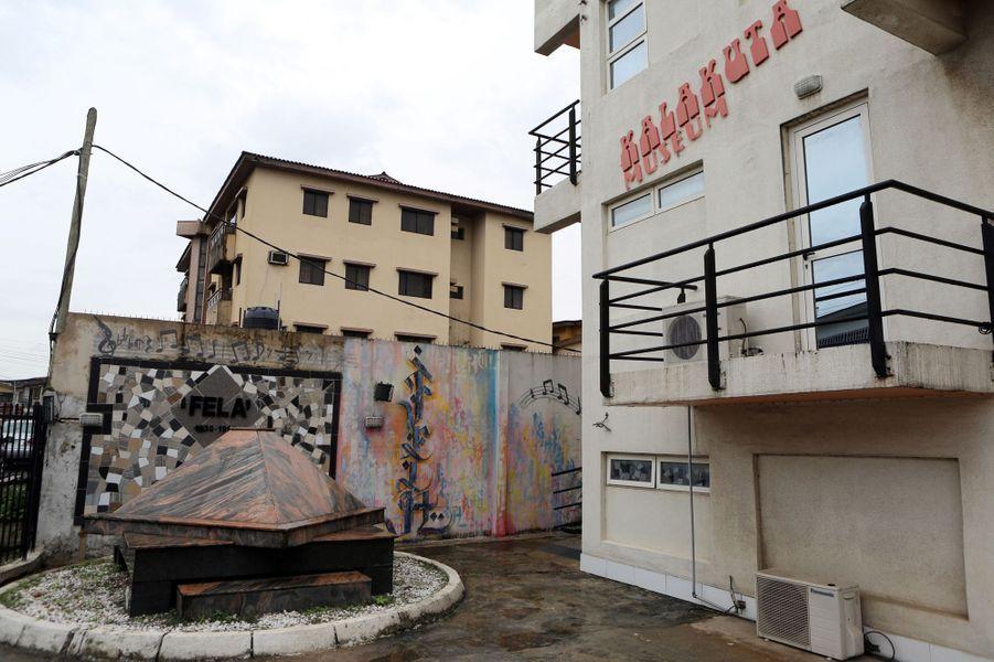 La maison de Fela Kuti convertie en musée à Lagos