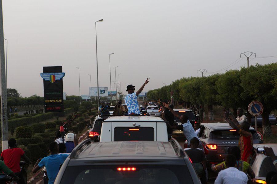Wizkid à Bamako (Mali)