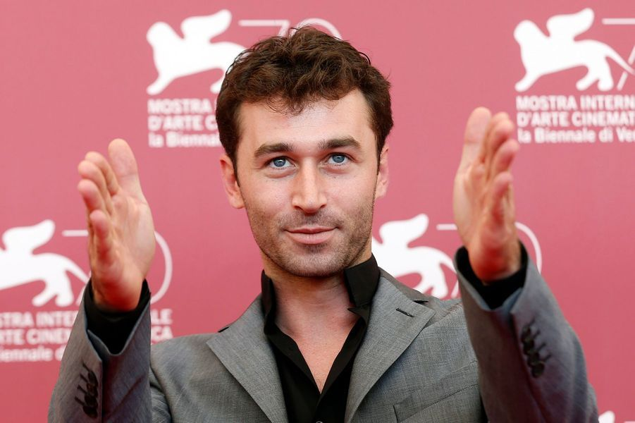 """James Deen (""""The Canyons"""")"""