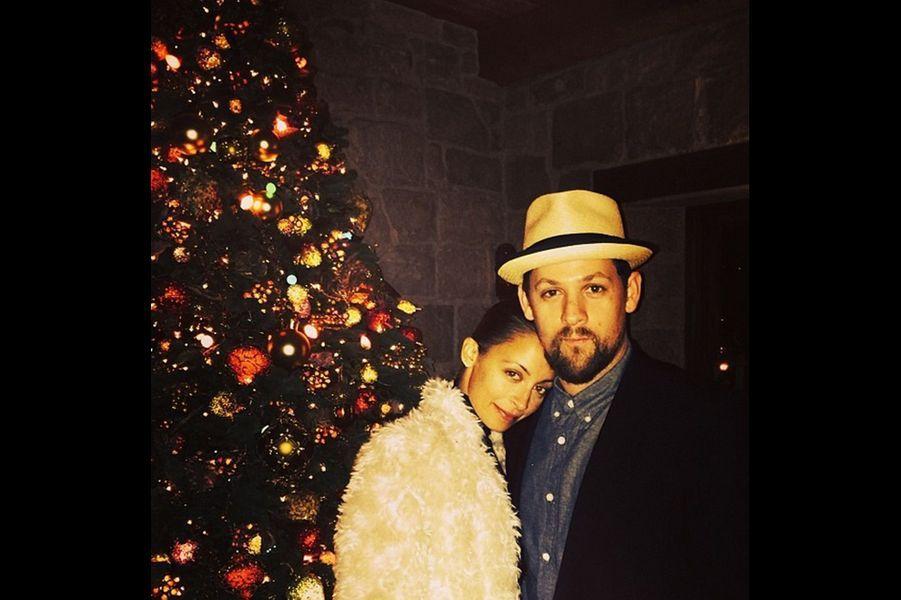 Nicole Richie et Joel Madden