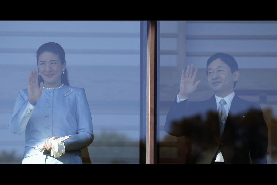 Nouvel an dans la famille impériale