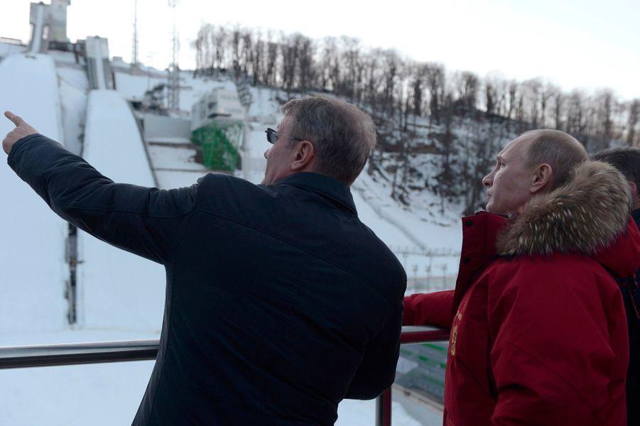 Opération communication pour Vladimir Poutine
