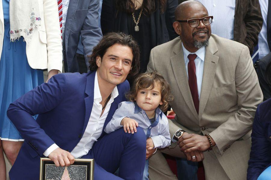 Orlando Bloom, acteur et papa au top