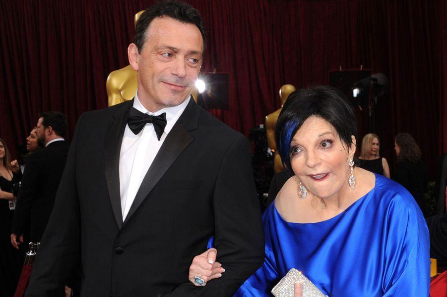 Liza Minnelli et Lorna Luft