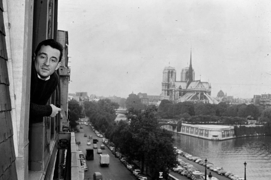 Louis Malle. 1963