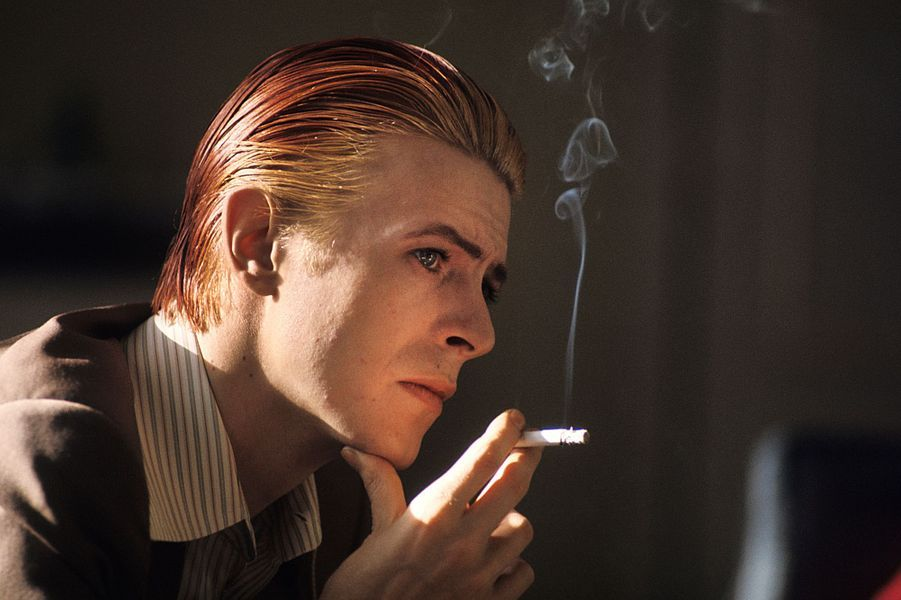 David Bowie en Juin 1976