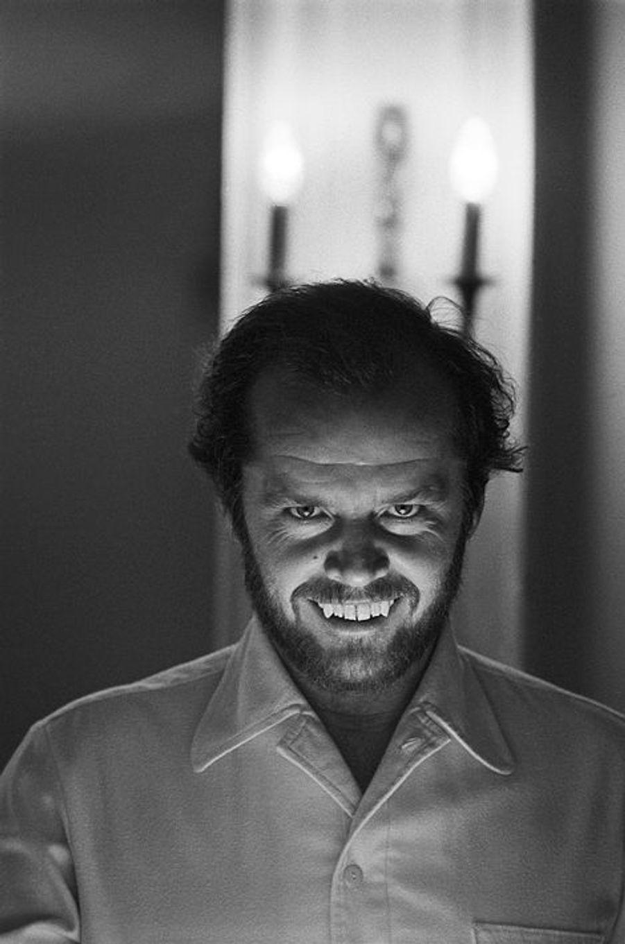"""Jack Nicholson à la 1ère de """"Chinatown"""" le 9 février 1974"""