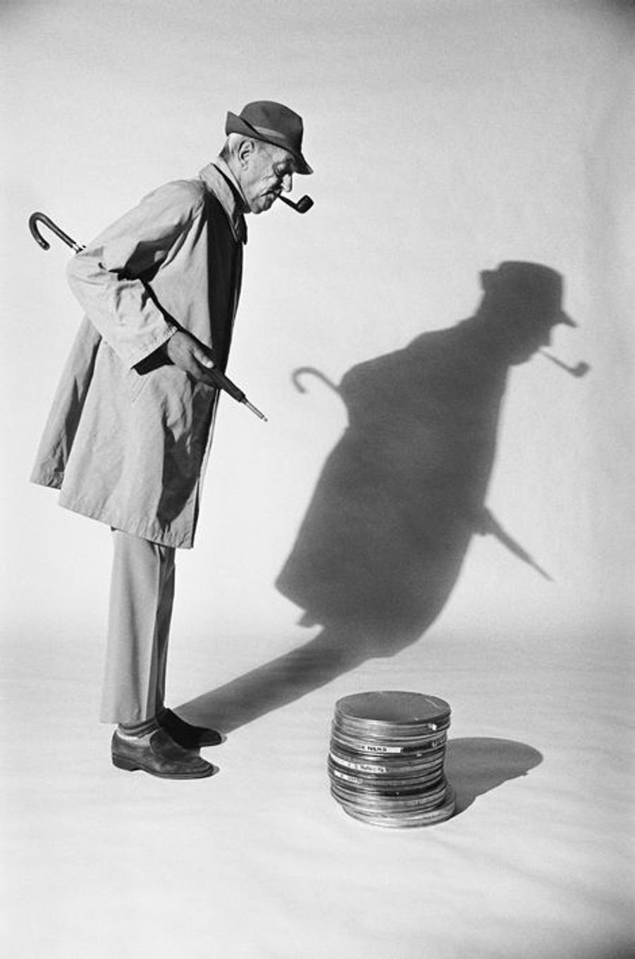 """La réalisation du 4e film de Jacques Tati """"Playtime"""" en 1967, s'était soldée par un déficit de 8 millions de francs. Résultat: ses films ont é..."""